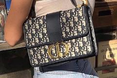 Cận cảnh quá trình làm túi Dior 30 Montaigne giá 80 triệu