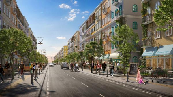 Cơ hội sở hữu đất nền tiềm năng dự án Sun Grand City New An Thoi