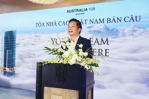 Nhiều nhà đầu tư Việt tìm hiểu dự án Australia 108