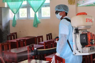 74 học sinh nhập viện với triệu chứng chóng mặt, nhức đầu