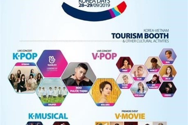 Korean Tourism Festival to be held in HCM City this weekend