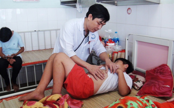 Hospitals in southern Vietnam lack hydroxyethyl starch to treat dengue-induced shock