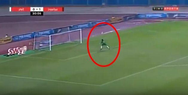 Video thủ môn U23Ai Cập cứu thua kinh điển