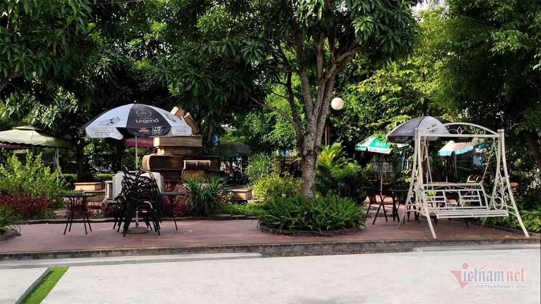 Thư viện tỉnh Nghệ An cho thuê đất công, lộ diện loạt sai phạm