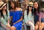 Sau ly hôn Quang Minh, Hồng Đào đón tuổi mới bình yên bên hai con gái