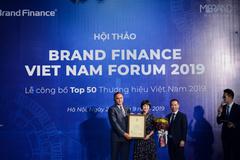 Viettel dẫn đầu Top 10 thương hiệu giá trị nhất Việt Nam
