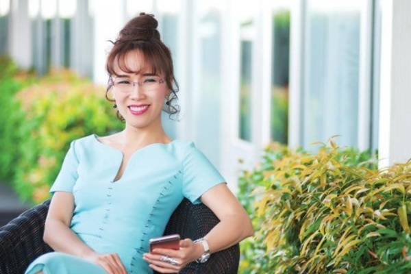Two Vietnamese CEOs named among top 25 Asian Power Businesswomen