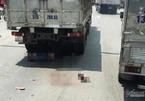 Đôi nam nữ bị xe tải cán tử vong ở cửa ngõ Sài Gòn