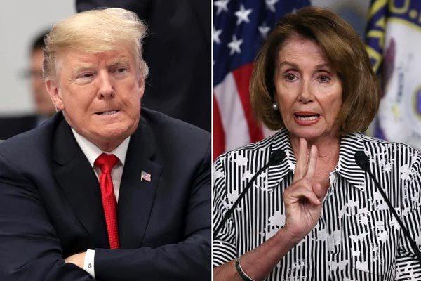 Mỹ,Hạ viện Mỹ,Donald Trump,Nancy Pelosi,luận tội tổng thống