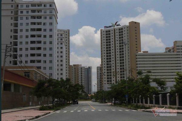 bất động sản TP.HCM,HoREA,sổ đỏ,đất công