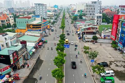 Hai con đường có giá đất 300 triệu/m2 nhờ Thủ Thiêm