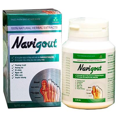 Hành trình đẩy lùi cơn đau bệnh gout với sản phẩm nguồn gốc thiên nhiên