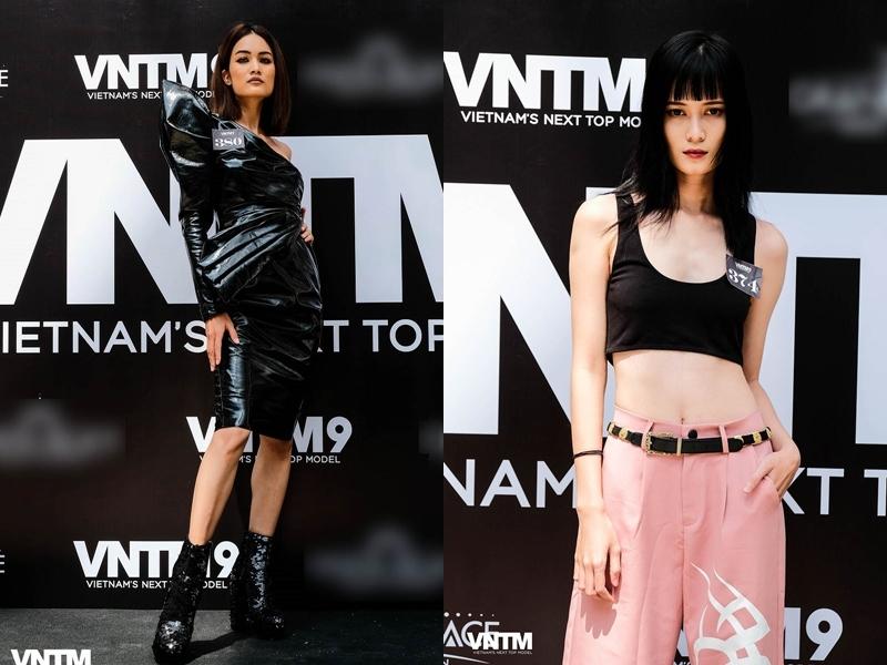 Giả gái, làm lố chứng tỏ độc, dị ở Vietnam's Next Top Model 2019
