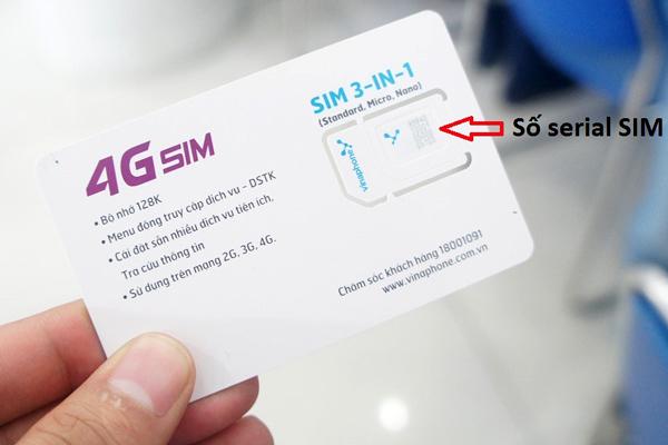 SIM chính chủ VinaPhone bị nhà mạng thu hồi xong bán lại