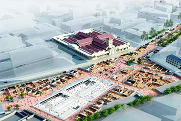 HCMC to build underground commercial center