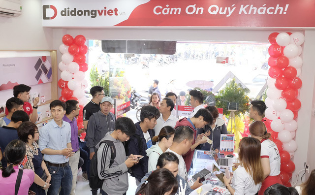 iPhone trade-in service booms in Vietnam