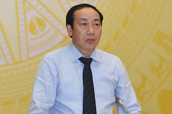 Xóa tư cách nguyên Thứ trưởng GTVT với ông Nguyễn Hồng Trường