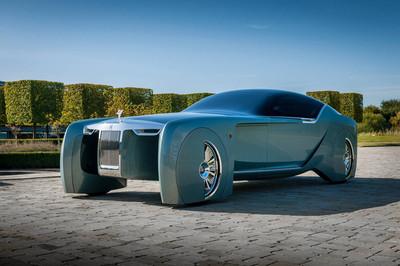 Xe điện tự lái của Rolls-Royce sẽ bán thương mại năm 2035