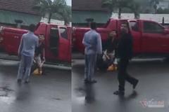 Đâm kéo vào đùi vợ cũ, cựu công an ở Hà Tĩnh bị bắt tạm giam
