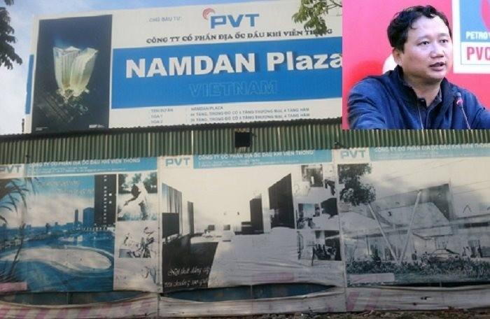 dự án bỏ hoang,siêu dự án,dự án bất động sản,thu hồi dự án,ocean group,Hà Văn Thắm,PVC,Châu Thị Thu Nga
