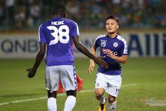 Video bàn thắng Hà Nội 2-2 April 25
