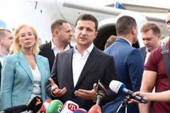 Giữa lùm xùm luận tội ông Trump, Tổng thống Ukraina tiết lộ điều bất ngờ