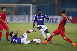 HLV Chu Đình Nghiêm tiếc nuối: 'Hàng thủ Hà Nội chơi không tốt'