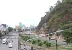 Tạm dừng tạc phù điêu 86 tỷ vào vách núi ở Bình Định