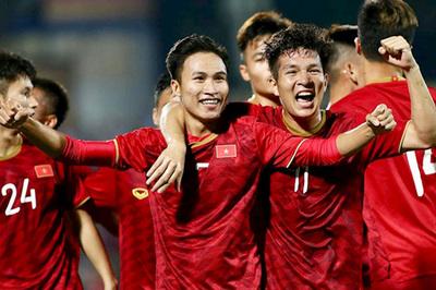 Bốc thăm SEA Games 30: Bóng đá nam, nữ Việt Nam đều đụng Thái Lan