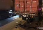 Nam thanh niên thiệt mạng sau cú tông trúng gầm xe container