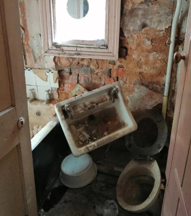 Căn nhà được bán với giá 29 ngàn đồng và sự thật kinh hoàng ở bên trong