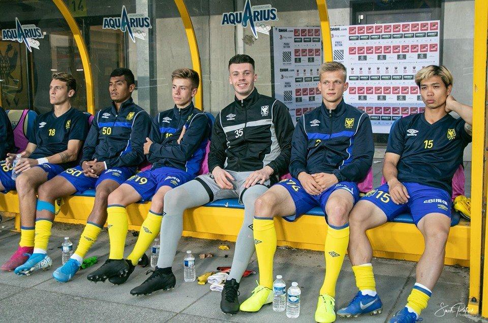 Công Phượng dự bị 120 phút, Sint Truidense thắng trận