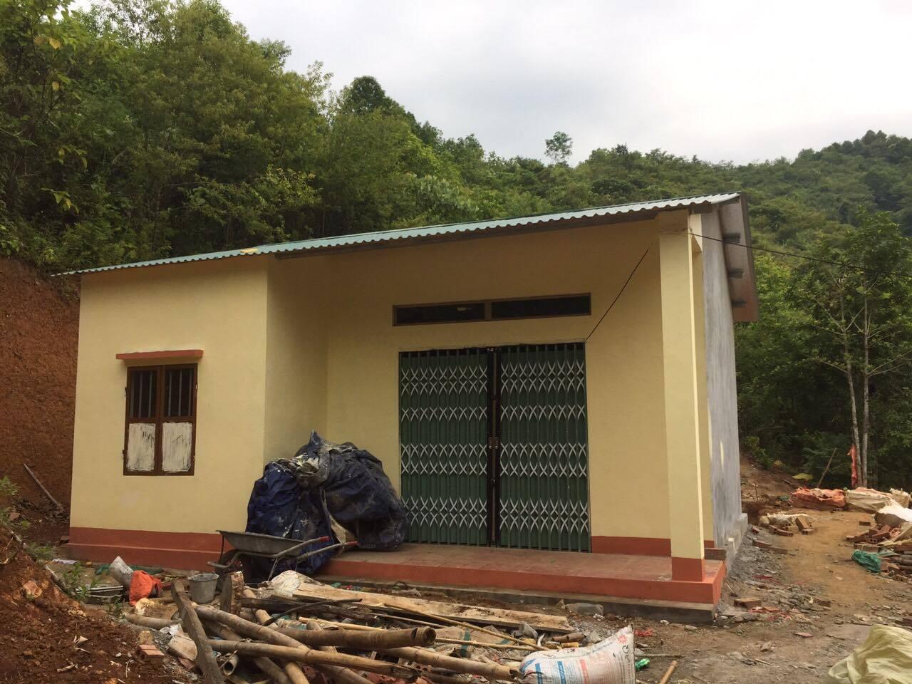 Xây nhà cho người nghèo,ngôi nhà mơ ước