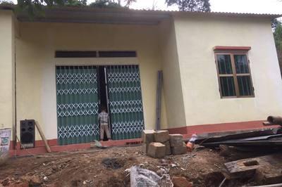 Niềm vui sắp được về ngôi nhà mới