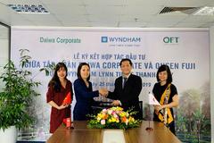 Wyndham Lynn Times Thanh Thủy 'lọt mắt xanh' tập đoàn Nhật Bản