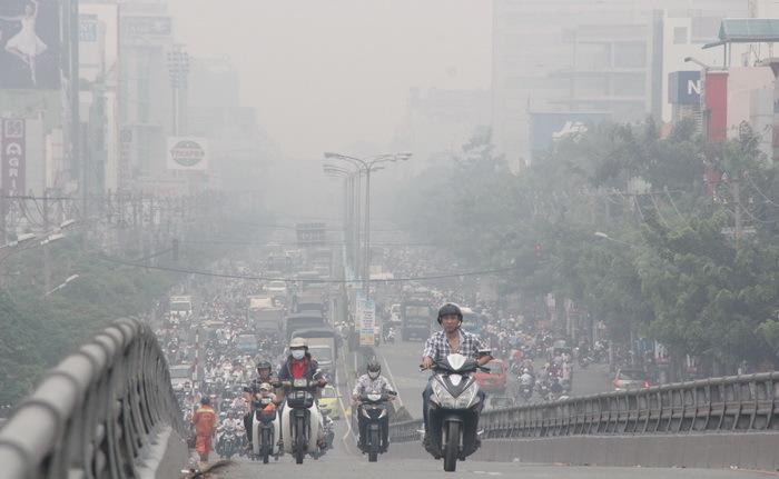 Ăn gì để khỏe mạnh trong bầu không khí ngày một ô nhiễm hiện nay