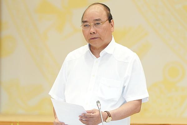 Thủ tướng: Giải ngân chậm tạo 'nút thắt cổ chai' với nền kinh tế