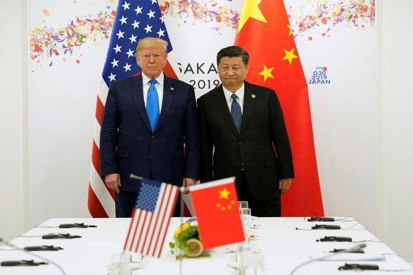 Mỹ,Trung Quốc,Tổng thống Trump,thương chiến,thương mại,hiệp định