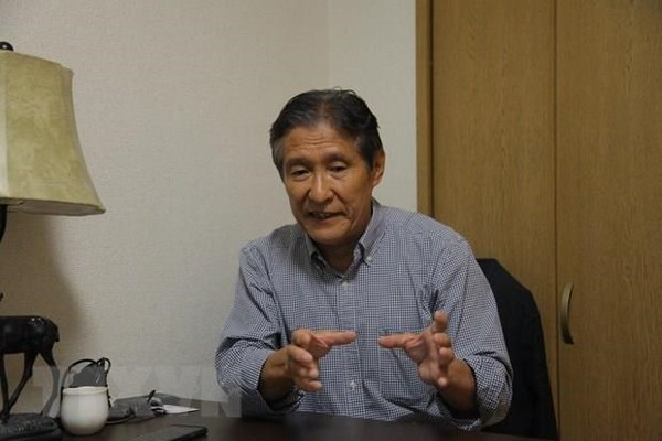 China's unilateral activities in East Sea violate UNCLOS: Japanese expert