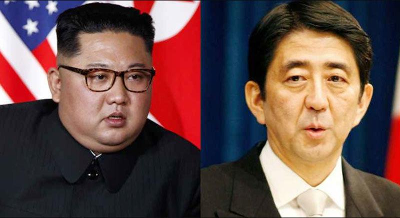 Lý do Thủ tướng Nhật quyết gặp Kim Jong Un vô điều kiện