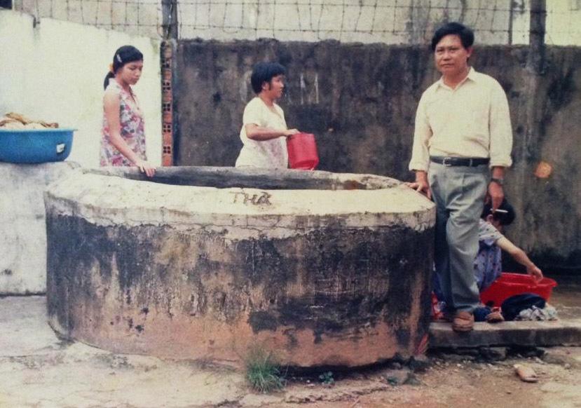 Chuyện kỳ lạ về giếng cổ, nhiều người cúng lễ ở TP.HCM Gieng3