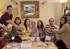 Vợ chồng con gái Hồng Vân tổ chức sinh nhật cho Hồng Đào ở Mỹ