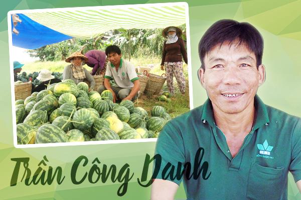 Anh nông dân kiếm tiền tỷ mỗi năm, 'bảo lãnh' cho cả xóm làm giàu