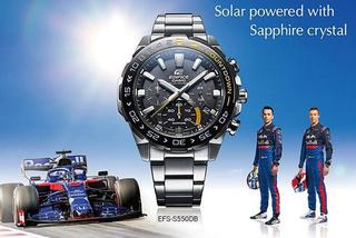 Đồng hồ Edifice phong cách thể thao 'đắt hàng'