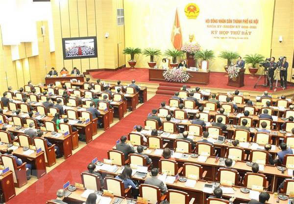 Hanoi wants to eliminate People's Council in 117 wards