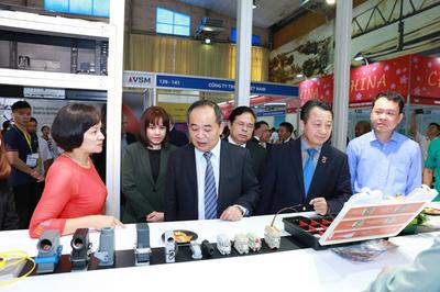 Hơn 400 DN quy tụ về Hội chợ Quốc tế Hàng công nghiệp Việt Nam 2019