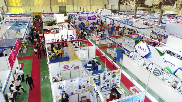 hội chợ công nghiệp,triển lãm