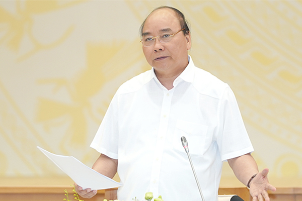 Thủ tướng,Nguyễn Xuân Phúc,đầu tư công,sân bay Long Thành