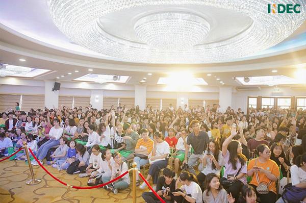 INDEC INTERNATIONAL FAIR 2019 - Du học không còn là chuyện lớn