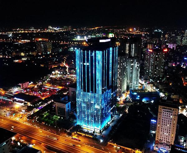 Sunshine Center - cuộc sống tiện nghi khác biệt nơi Hà thành